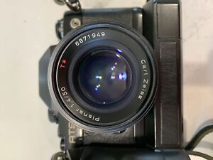 Zeiss Contax Yashica 50mm 1.4 MMJ