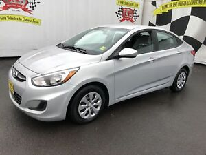 2016 Hyundai Accent GL. Automatic, Heated Seats, Bluetooth,