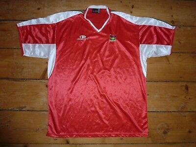 Mauritius football shirt 2007 SOCCER [XL] Jersey maglia indossata Retro Vintage image