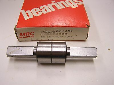 Mrc Water Pump Gauge Wheel Cultivator Ag Bearing 5200zz265 Similar Dc2207f New