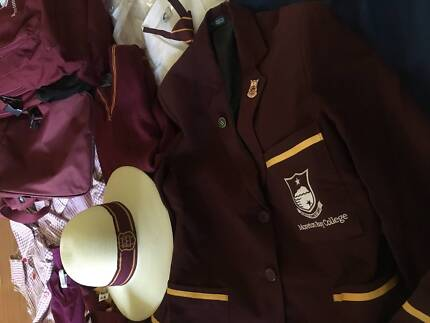Moreton Bay College (MBC) uniforms and bags