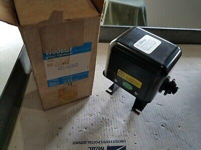 Webster Ignition Transformer 612-6a063