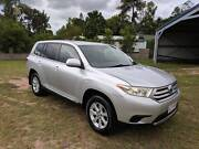 2010 Toyota Kluger 5 Seat FWD Alice River Townsville Surrounds Preview
