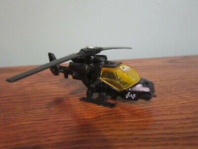 MATCHBOX JURASSIC PARK LOST WORLD HELICOPTER CHOPPER DIE-CAST METAL 1996 INCOMPL