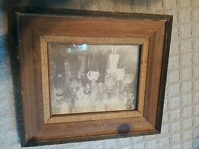 Fire Wood Natural Wood Made In India 6x4 Wooden Photo Picture Frame