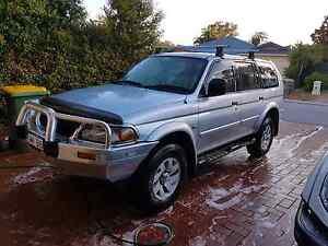 2004 Mitsubishi Challenger Wagon Mandurah Mandurah Area Preview