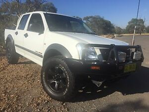 FOR SALE - 2004 Holden Rodeo RA 4 cyl 3 ltr turbo diesel manual 4WD Griffith Griffith Area Preview
