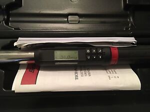 Snap-on electric torque wrench