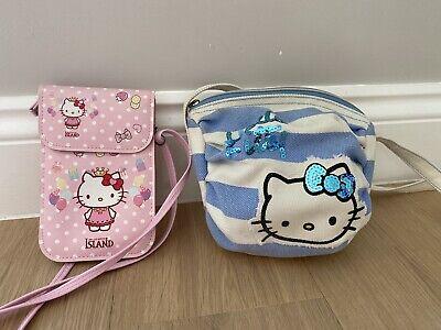 Sanrio Hello Kitty Messenger Over Shoulder Girls Bag