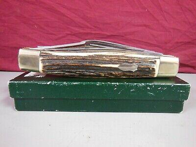 HUGE DISPLAY 4 Blade FRANK BUSTER FIGHT'N ROOSTER 1989 LTD ED Knife 5/10