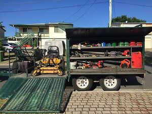Complete Landscaping Business including clients and equipment Redbank Plains Ipswich City Preview