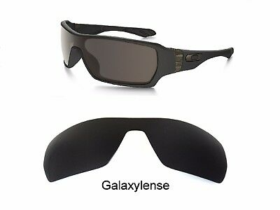Galaxy Replacement Lenses For Oakley Offshoot Sunglasses Black Polarized (Oakley Offshoot Lenses)
