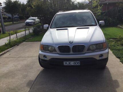 2002 BMW X5 Wagon