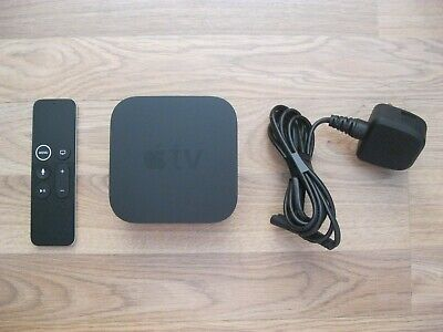Apple TV  4K 32GB HD Media Streamer  A1842