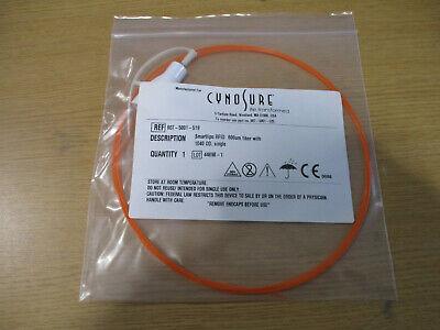 Cynosure Smartlipo Laser Fiber Orange Rfid 600um 1040 Od 807-5001-519