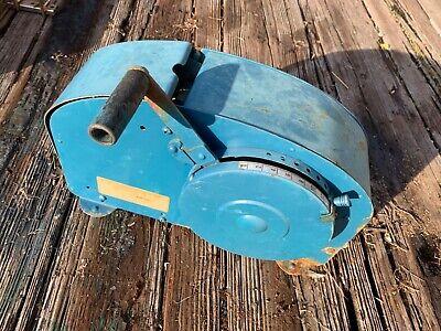 Better Pack 333 Gummed Tape Dispenser Blue Classic