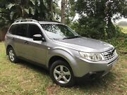 Subaru Forester 2011-11months Rego Chatswood Willoughby Area Preview