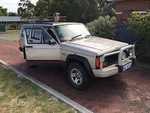 1996 XJ Jeep with rooftop tinny Albany 6330 Albany Area Preview