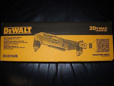 DeWalt DCD740B 20V MAX Lithium Ion 3/8