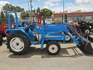 * MITSUBISHI 25HP SUPER TRACTOR PACKAGE * Bentley Canning Area Preview