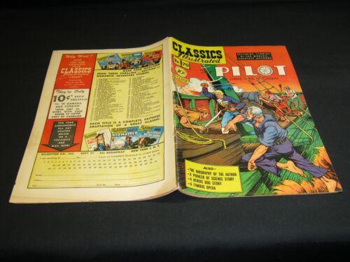 Classics Illustrated:#70 THE PILOT (ORIGINAL) 4/50 (HRN 71) VGF