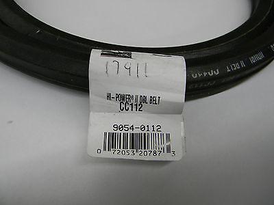 New Gates Hi-power Ii Double Belt Cc112  B0