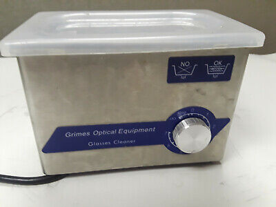 3 Day Sale Grimes Ultra Sonic Lensframe Cleaner.