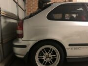 Ek civic vti.r b18c7 Toukley Wyong Area Preview