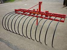 8' Stick Rake- Heavy Duty Coopers Plains Brisbane South West Preview