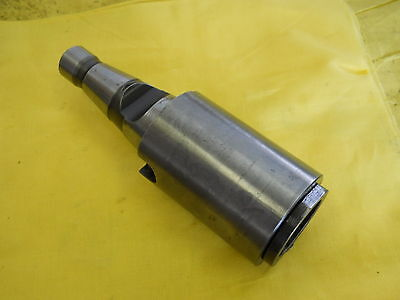 Nmtb 40 Taper Boring Head Arbor Flash Change Tool Holder Scully Jones Cs-851-1