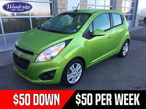 2014 Chevrolet Spark 1LT CVT 50/50 SALE! AUTO, NO ACCIDENTS