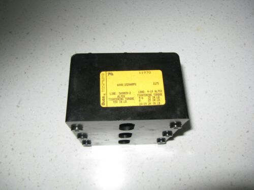 Buss- Power Distribution Block