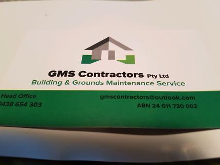 GMS Maintenance