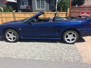 Mustang convertible for sale