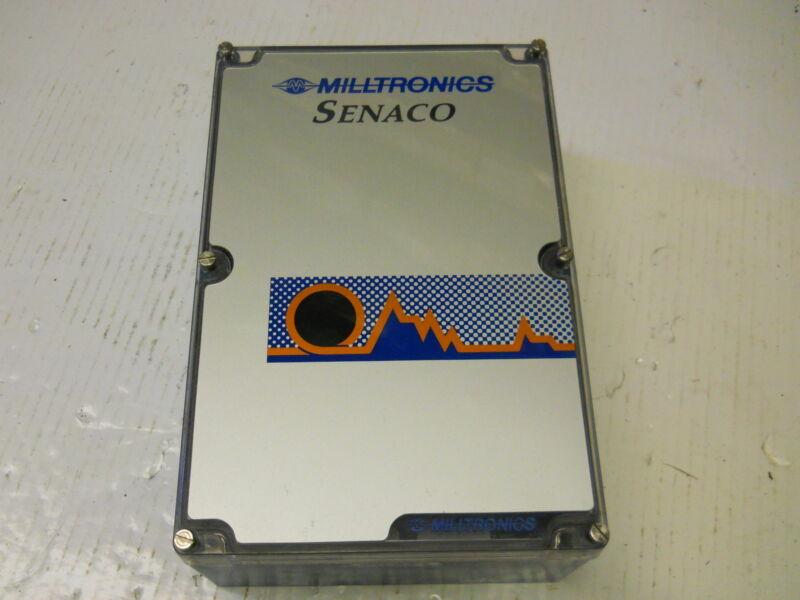 MILLTRONICS SENACO CU-01 SENSOR CONTROL UNIT P/N 24751358-03 NOS CONDITION