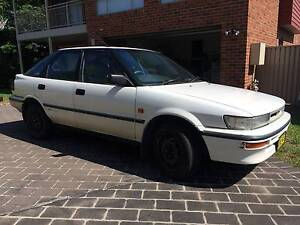 1993 Toyota Corolla Hatchback Engadine Sutherland Area Preview