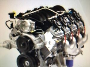 Chevrolet Performance LS3 525hp package with 4L70E transmission!
