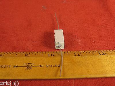 Vintage Wirewound Trw 5w 5000 Ohm 10 Resistor Pack Of 10