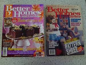 better homes gardens magazines Gumtree Australia Free Local