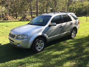2004 Ford Territory Wagon Warner Pine Rivers Area Preview