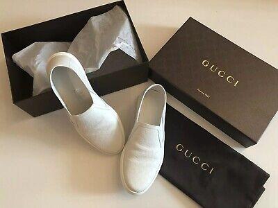 Gucci Damen Sneaker Schuhe Weiß