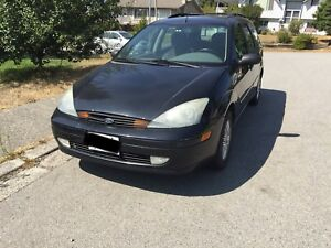 2004 Ford Focus 5speed wagon for sale