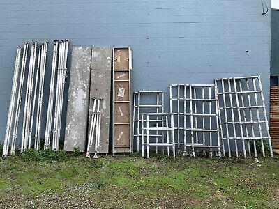Werner Aluminum Narrow Span Scaffolding - 10 Feet Long