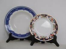 Vintage Alfred Meakin and Stafford plates Woollahra Eastern Suburbs Preview