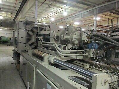 Cincinnati Milacron 300 Ton Injection Mold Machine Model Vh300-29 Exc. Cond