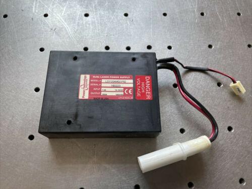 Power Technology HeNe Laser Power Supply 1900V 5 mA