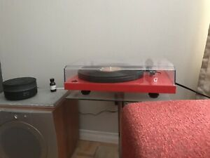 Music Hall MMF2.1LE turntable/Bellari  VP130 phono