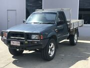 1999 Ford Courier 4x4 Diesel Cab Chassis ute Slacks Creek Logan Area Preview