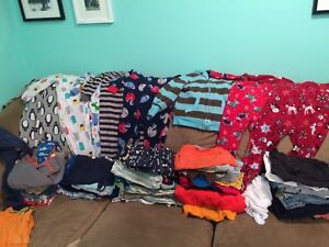 Huge lot of 2-3t boys clothing