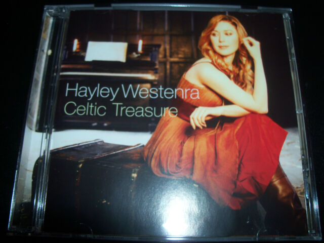 Hayley Westenra Celtic Treasure (Australia) CD- Like New